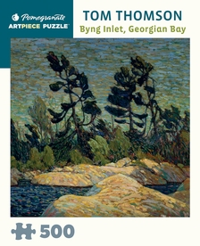 Tom Thomson: Byng Inlet, Georgian Bay 500-piece Jigsaw Puzzle