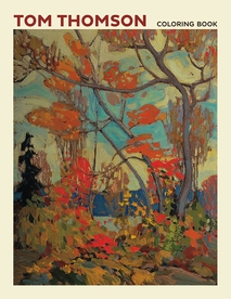 Tom Thomson Coloring Book