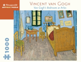 Van Gogh's Bedroom at Arles 1000-piece Jigsaw Puzzle