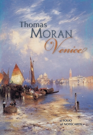 Thomas Moran: Venice Notecard Folio