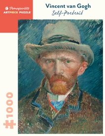 Vincent van Gogh: Self-Portrait 1000-Piece Jigsaw Puzzle