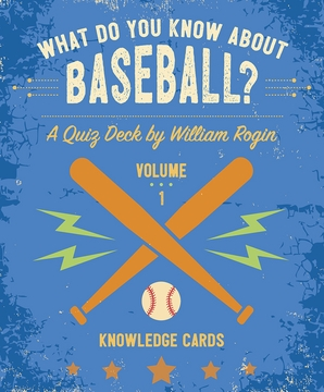 What Do You Know About Baseball? Knowledge Cards