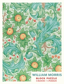 William Morris Block Puzzle