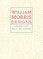 William Morris Designs Boxed Laser-Cut Notecards
