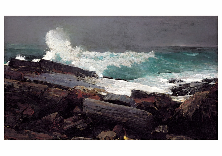 Winslow Homer's New England Boxed Notecards
