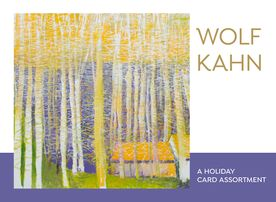 Wolf Kahn Holiday Card Assortment
