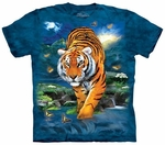 3D Tiger Youth T-shirt