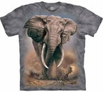 African Elephant Youth & Adult T-shirt
