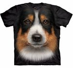 Australian Shepherd Adult T-shirt