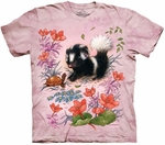 Baby Skunk Youth T-shirt