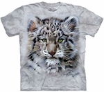 Baby Snow Leopard Youth T-shirt