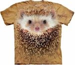 Big Face Hedgehog Youth T-shirt