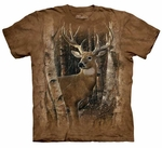 Birchwood Buck Adult T-shirt