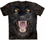 Aggressive Panther Youth & Adult T-shirt