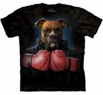 Boxer Rocky Adult T-shirt