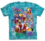 Clownfish Youth & Adult T-shirt