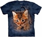 Cool Pounce Captain Snuggles Yout & Adult T-shirt