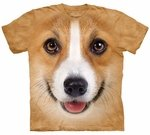Corgi Adult T-shirt