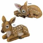 Fawns Baby Deer Statues