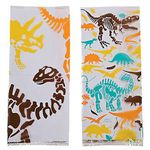 Dino Dig Cellophane Gift Bags, 12 pcs