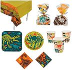 Dino Dig Party Supplies Tableware