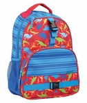 Dinosaur Backpack All Over Print