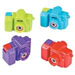 Dinosaur Cameras Pictures Viewer, 4pc