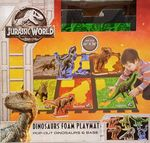 "Jurassic World Dinosaurs Foam Play Mat 24"" x 36"""