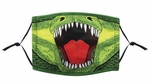 FREE T-REX Face Mask with $1+ Order