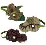 Dinosaur Plastic Mask, 1 pc