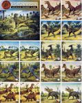 Dinosaur Pictures Matching Game 44 Cards