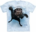 Dog Underwater Duchess T-shirt