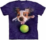 Dog Underwater Monty Youth & Adult T-shirt