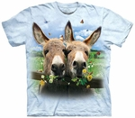 Donkey Daisy Youth T-shirt