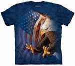 Eagle Freedom Adult T-shirt