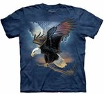 Eagle The Patriot Adult T-shirt