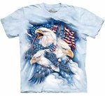 Eagles Allegiance Adult T-shirt