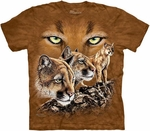 Find 10 Cougars Youth T-shirt