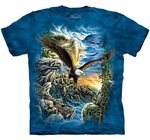 Find 11 Eagles Adult T-shirt