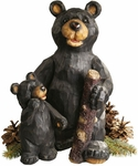 Forest Bear Statue