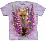 Foxgloves Adult T-shirt