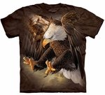 Freedom Eagle Adult T-shirt
