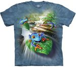 Frog Capades Youth & Adult T-shirt
