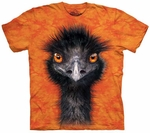 Funny Emu Youth & Adult T-shirt