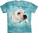 Funny Underwater Corey Youth T-shirt