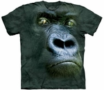 Gorilla Silverback Portrait Youth & Adult T-shirt
