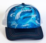 Great Whites Trucker Hat