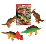Growing Dinosaurs Toys 600%, 12 pcs