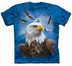 Guardian Eagle Adult T-shirt