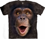 Happy Chimp Youth & Adult T-shirt